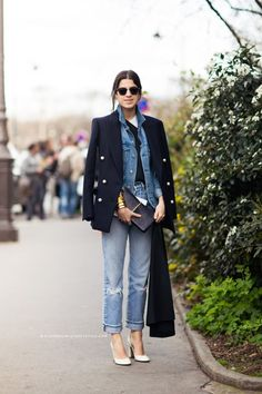 30 Ways to Wear a Denim Jacket – Because Denim Will Never Go Out of Style