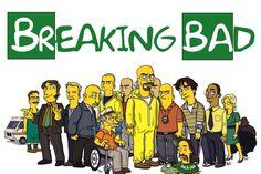 Breaking Bad Simpsons!