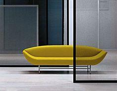 Dinamic sofa by Massimo Iosa-Ghini
