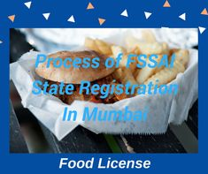 FSSAI Registration in Mumbai - Get FSSAI License in Mumbai online. FSSAI state license and registration is mandatory for starting a food business in Mumbai for all FBOs. Food License, Storage Units, In Mumbai, A Food, Medium, Business, Desserts, Tailgate Desserts, Postres