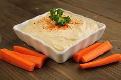 White Bean Dip and Carrots - Powered by @ultimaterecipe