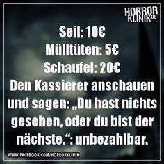 horrorklinik sprüche Die 44 besten Bilder von Horrorklinik Sprüche | Proverbs quotes  horrorklinik sprüche
