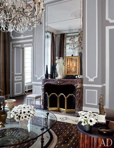 Paris Apartment Decorating Style i have admired michele bonan's beautiful work and chic aesthetic