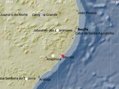 Tremor de terra em Maceió teve magnitude de 2.5 aponta laboratório regional - Gazetaweb.com