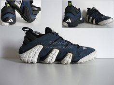 90`S VINTAGE ADIDAS EQUIPMENT EXTREME FAST M SHOES (FEET YOU WEAR)