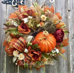 Elegant Fall by Holiday Baubles