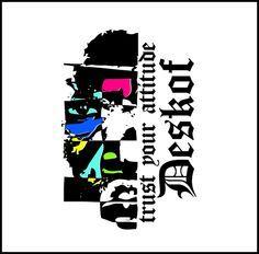 Deskof Logo