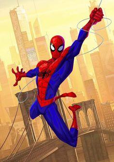 Marvel Comic Universe, Marvel Art, Marvel Dc Comics, Marvel Heroes, Marvel Avengers, Rogue Comics, Spiderman Ultimate, Spiderman Girl, Amazing Spiderman