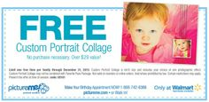 Picture Me Studios: Free 8×10 Custom Portrait Collage – No Purchase Necessary!