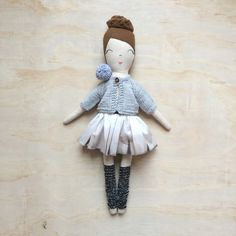 Image of Numbered Doll #116