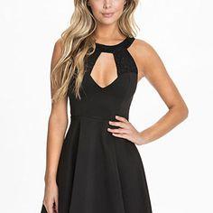 dillards dark blue lace dress - Google Search