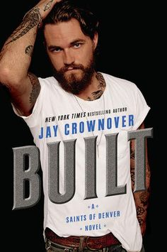 Reading Keeps Me Sane Book Blog: Cover and Prologue Reveal- BUILT by Jay Crownover