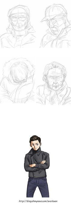 http://blog.ohmynews.com/overkwon/538221   오버권 아이패드 스케치 iPad sketch