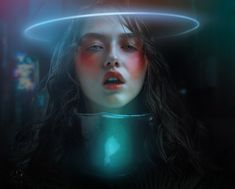 """Lamb Of Future"": Cyberpunk Noire Fashion Collages By Alexander Berdin-Lazursky - Alexander Berdin-Lazursky is a multi-talented photographer, digital artist, designer an - Drugs Art, 3d Art, Les Religions, Photoshop, Behance, Cyberpunk Fashion, Estilo Retro, Fashion Collage, Fashion Portraits"
