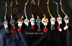 The Binding Of Isaac Rebirth phone Charm Any by LootreArt on Etsy