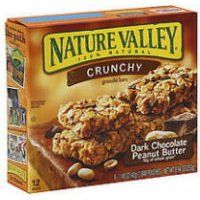 Nature Valley Crunchy Granola Bars  Dark Chocolate Peanut Butter  894 oz  6 ct * Details can be found by clicking on the image.
