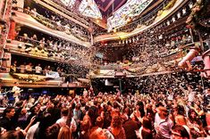 Name: Kapital Location: Madrid Why: As the world's only 7-story nightclub, Kapital has 5 indoor levels, a basement and rooftop. Each level of the club plays different types of music, so every person can find their niche.