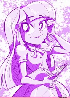 Twilight Sparkle Art Equestria girls