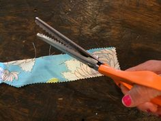 How to keep from fraying | 25 Sewing Hacks You Won't Want to Forget | Sewing Tips and Tricks | diyready.com