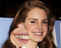 """Word to the bling """"Ill Grills: Celebrity teeth makeovers"""" from NY Daily News http://nydn.us/H2kHlL"""