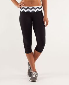 Lululemon For Your Life Crop - Sprint 870fe3b8a6db7