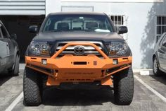 $20,500 - TOYOTA TACOMA SR5 PRERUNNER 2007 FOR SALE 4X2  Toyota Tacoma PreRunner 2007, in very good condition, have 4X2, 135K miles, upgrade with bumpers front and rear, lift kit with shocks procomp 3″, A/C working great, wheels Fuel. For more details please visit: http://goo.gl/45a59j