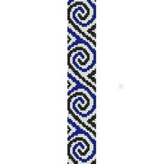 Maori tattoos – Tattoos And Bead Crochet Patterns, Weaving Patterns, Stitch Patterns, Bead Loom Bracelets, Beaded Bracelet Patterns, Maori Patterns, Loom Beading, Bead Art, Bead Weaving