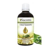 Olej Tamanu (Kamani) 30 ml Nacomi Redukcja blizn, przeciwzapalny, antybakteryjny, regenerujący