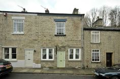 Terraced house in Bollington Cheshire