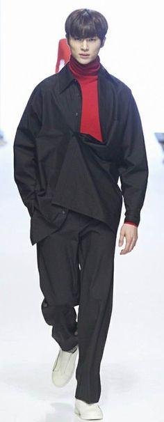 ビョンウソク 170330ソウルファッションウイーク