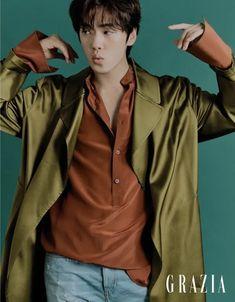Kim Jung Hyun Delivers His Brand of Sexy in May 2020 Bazaar Korea and Grazia Pictorials Kim Joong Hyun, Jung Hyun, Kim Jung, Asian Actors, Korean Actors, Drama School, Star Pictures, Star Pics, Kdrama Actors