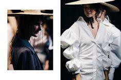 JACQUEMUS SS17 Presents Abstract Peasant Clothing