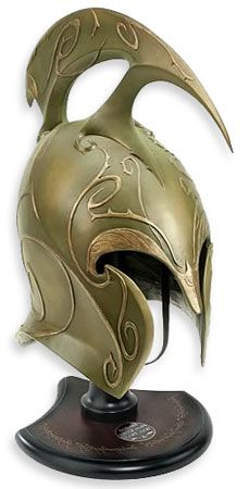 High Elven War Helmet | Limited Numbered Edition from LOTR