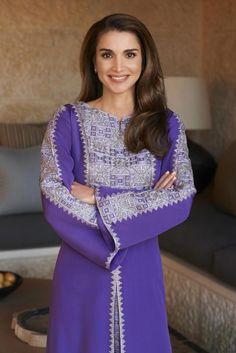 Sie ist ein Fan von Modedesigner Elie Saab: Königin Rania