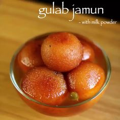 bread gulab jamun recipe, instant gulab jamun with bread step by step photo/video. easy & quick version to traditional gulab jamun with khoya or milk powder Milk Powder Gulab Jamun Recipe, Easy Gulab Jamun Recipe, Milk Powder Recipe, Gulab Jaman Recipe, Indian Dessert Recipes, Healthy Dessert Recipes, Snack Recipes, Indian Sweets, Indian Recipes