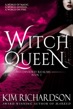 Witch Queen by Kim Richardson