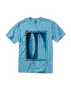 Floatation Slim Fit V-Neck T-Shirt