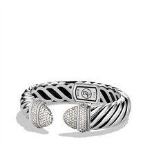 David Yurman jewelry is classy and timeless. Pick your piece at Orloff Jewelers http://orloffjewelers.com/ #Jewelry #DavidYurman #Design #Fashion