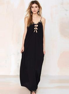 Cotton Solid Sleeveless Maxi Sexy Dresses (scheduled via http://www.tailwindapp.com?utm_source=pinterest&utm_medium=twpin&utm_content=post94202121&utm_campaign=scheduler_attribution)