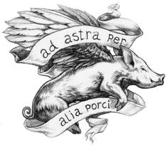 john steinbeck flying pig - Google Search