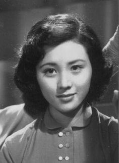 Minamida Yoko (南田洋子) 1933-2009, Japanese Actress