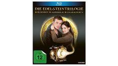 [Tagesangebot] Die Edelsteintrilogie (Rubinrot Saphirblau Smaragdgrün) [Blu-ray] für 2497