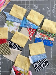 Quilting Projects, Quilting Designs, Sewing Projects, Scrappy Quilts, Mini Quilts, Baby Quilts, Denim Quilt Patterns, Quilting Patterns, Quilting Ideas