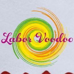 Weihnachtsstrumpf LABOR VOODOO - Weihnachtsstrumpf Voodoo, Textile Printing, Creative