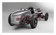 Art & Inspiration - Aero-Engined Vintage Racers | Page 17 | The H.A.M.B. Bentley / 27L Merlin