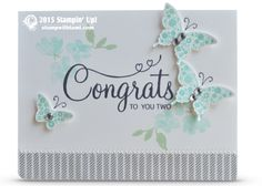 coastal cabana pear pizzazz sheer perfectionyour perfect day stampin up card