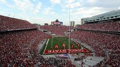 Ohio Stadium, Ohio State; Columbus, Ohio