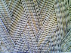weave which looks like wooden floor