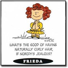 What IS the good...? --- And Chelsea HAS some SERIOUS naturally curly hair!!! LOL..   :0)