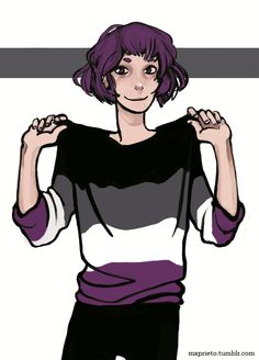 House of Ace-- neeed that shirt & that hair--okay i love this so much